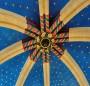 Tour Lanterne et voûtes: conservation-restauration des décors peints